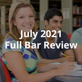 July2021FullBarReview