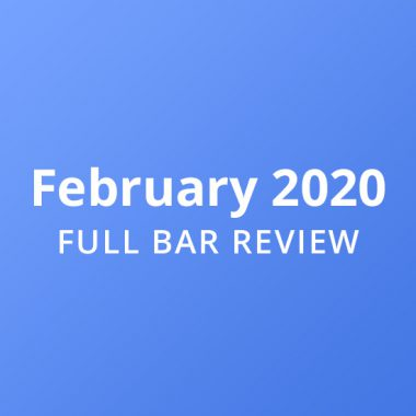 PieperBarReview-February2020-FullBarReview