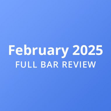 PieperBarReview-February2025-FullBarReview